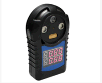 High strength ABS auto calibration infrared Ch4 & CO2 meter