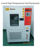 Low& High Temperature Test Quipment