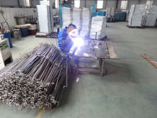 Production process - welding