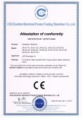 CE certification for Emergency Telephone