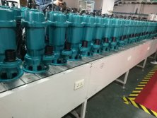 Hot sale sewage submersible pump with SS cutter