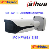 Bullet Zoom Lens 100m IR 6MP Poe Alhua IP Camera Ipc-Hfw5631e-Z5e