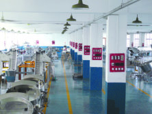 The Workshop of Bottle Packing Line Factory