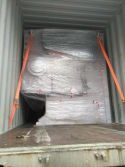 EBS1600 Plastic shredder shipped to UK