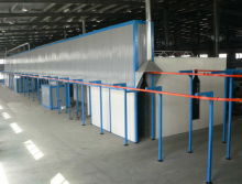 Spray Powder Machine Line
