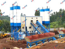 180m3/hr. Capacity Concrete Batching Plant