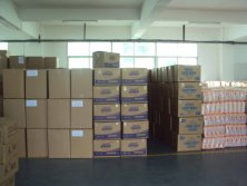 Warehouse for products