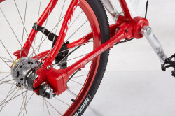 Design Philosophy for bike bicycle shaft drive of TDJDC Bicycle Science And Technology Co.,Ltd