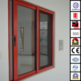 Aluminum slding window