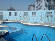 Dubai Swimming Pool