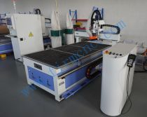 How to dust CNC router or Factory