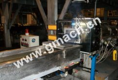 Double Piston Continuous Screen Changer Applied on The Recycling Machine