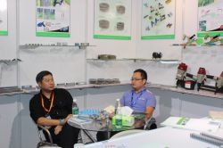 We Have Meeting with Our Supplier When We Attend The Show