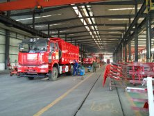 DUMP TRUCK WORKSHOP