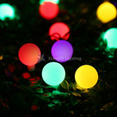 LED ball string