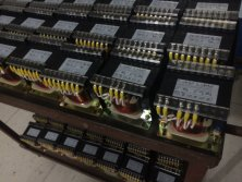 Supply customized batch order of JBK3 series control transformer to USA 2016-02