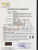 CE certificatte for electric pedicab and cargo trike