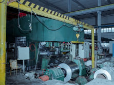 Equipment-cold rolling mill
