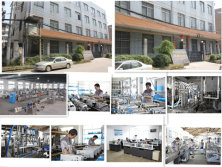 Wenzhou Youlian Machine Filling capping and labeling Machine factory show