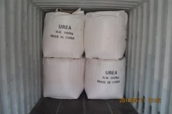 container loading of ton bags