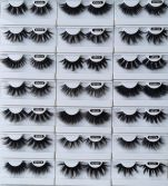 8D mink eyelash catalog
