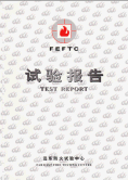 Fire Resistant Testing Report