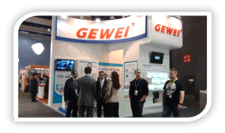 Wuhan Gewei attend the world-exhibition