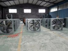 Exhaust fan workshop