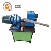 End hot forging machine