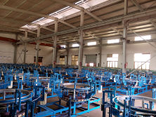 WORKSHOP FOR CIRCULAR LOOM