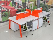 Office Furniture with Pedestal/Cabinet