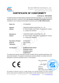 CE certification of P02S SEM LAB