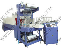 Automatic Sealing Shrink Film Packing Machine