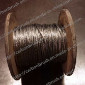 copper wire for carbon brush