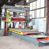 Machining production line