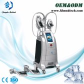 4 Handles Cooling Cryolipolysis Fat Freezing Beauty Machine