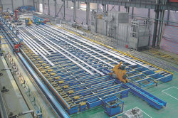 aluminium extrusion production process - Dazhen Aluminum