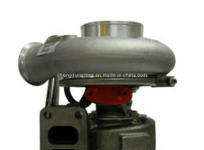 Turbocharger for QSK60