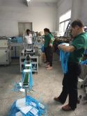 nonwoven machines for medical disposables