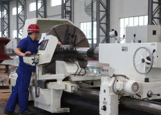 Cone Crusher Spindle Machining
