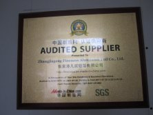 SGS---AUDITED SUPPLIER BY SGS