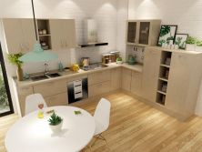 Best Sale New Design High Quality Cheap Wooden Kitchen Cabinets