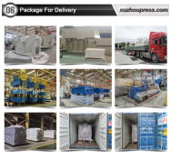 Package for Delivery of Hydraulic Press