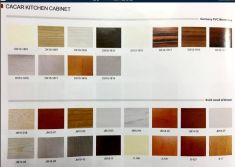 Germany PVC Membrane&Solid Wood w/Veneer