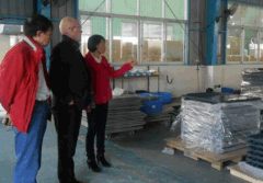 USA client visited workshops