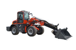 telescopic wheel loader 1.5ton ,2ton ,2.5ton ,3ton