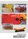 Conveyor roller series