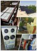 8kw solar power system project in Mali
