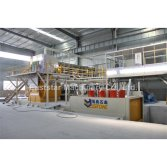 Artificial marble production line case