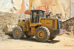 Lovol loaders in South Africa
